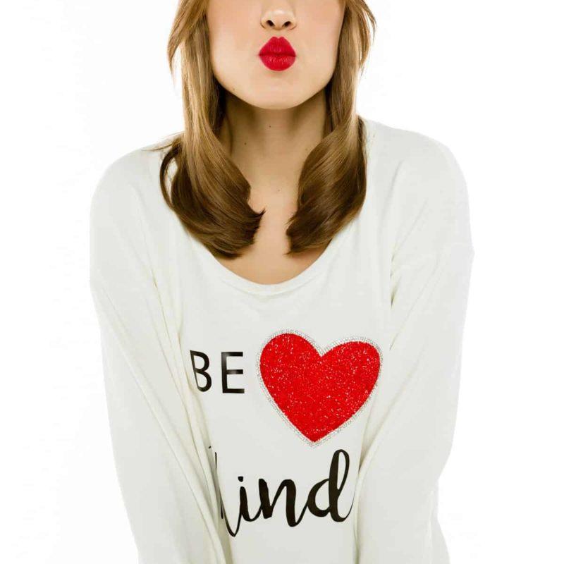 "Cinderella μπλούζα ""Be kind"""